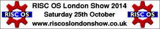 RISC OS London Show