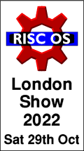RISC OS London Show